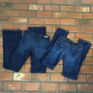 Denim - Jeans Anthropologie mix